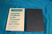 2 Books On Enclosure Movement Agrarian Problems 16th Century Tate And Kerridge