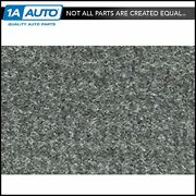 For 1987-95 Chrysler Town And Country Cutpile 807-dark Gray Complete Carpet Molded