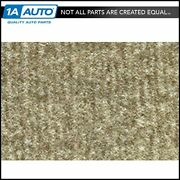 For 82-87 Lincoln Continental 4 Door Cutpile 1251-almond Complete Carpet Molded