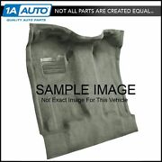 For 97-02 Ford Expedition 4 Door Cutpile 4666-smoke Gray Complete Carpet Molded