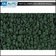 For 69-73 Chrysler Town And Country Complete Carpet 08 Dark Green