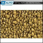For 68-72 Pontiac Gto 2 Door Automatic 80/20 Loop 20-gold Complete Carpet Molded