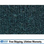For 1987-95 Chrysler Town And Country Cutpile 819-dark Blue Complete Carpet Molded
