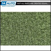 For 1974-77 Ford Bronco Cutpile 869-willow Green Passenger Area Carpet Molded