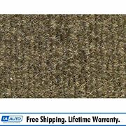 For 1990-95 Chevy Astro Cutpile 871-sandalwood Extended Cargo Area Carpet Molded