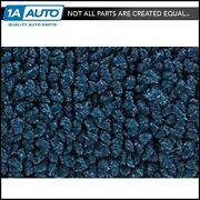 For 65-70 Chevy Impala 4 Door 80/20 Loop 16-shade 13 Blue Complete Carpet Molded