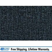 For 1976 Chevy Malibu 4 Door Cutpile 840-navy Blue Complete Carpet Molded