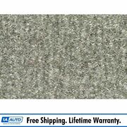 For 1995-01 Gmc Jimmy S-15 2 Door Cutpile 7715-gray Complete Carpet Molded