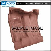 For 1981-84 Ford Escort 4 Door Cutpile 7298-maple/canyon Complete Carpet Molded