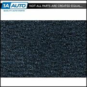 For 82-84 Chevy Camaro Without Console Cutpile 7625-blue Complete Carpet Molded