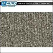 For 88-95 Pup Pickup Extended Cab Cutpile 9199-smoke Complete Carpet Molded