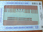 Microscale Decal 87-373 Union Pacific / Up Diesels - Switcher - Sw10