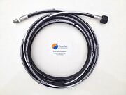 New Heavy Duty Karcher Hd 6/13 Type Pressure Washer Drain Cleaning Jetting Hose