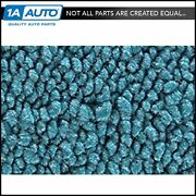 For 57 Ford Ranchero With Power Seats 80/20 Loop 09-medium Blue Complete Carpet