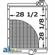 232545a1 Radiator Fits Case-ih Tractor 8950