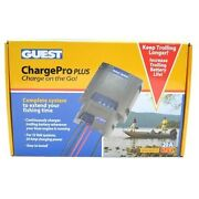 Marinco Guest 36202-12 Charge Pro Plus 20a 12v Boat Rv Trolling Battery Charger