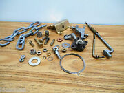 Lot Of Parts For Mercury Marine 39660a1 Control Kit - Includes All Pictured