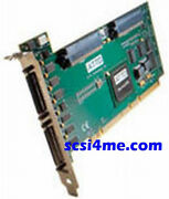 Atto Expresspci Ul4d Dual-channel Ultra320-to-pci-x Scsi Card For Mac And Pc