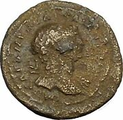 Trajan 98ad Rare She Wolf Mother To Romulus And Remus Ancient Roman Coin I39589