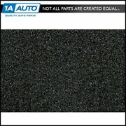 For 87-97 Ford F350 Crew Cab 2wd Diesel High Tunnel Complete Carpet 912-ebony