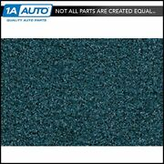 For 80-86 F350 Truck Crew Cab 2wd 818-ocean Blue Carpet 4 Speed Manual Trans