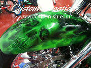 Custom Paint On Your Parts. Itandrsquos All Freehand Paint. Price Depends On Your Orde