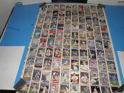 Mlb Tom Seaver Series1and039and039 Run 1 1992 Pacific Trading Uncut Cards
