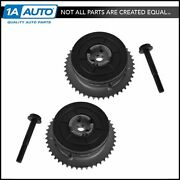 Dorman Intake And Exhaust Camshaft Variable Valve Timing Sprocket Pair For Gm