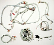 Rock-ola 471 Jukebox Part Major Wire Harness / 1 Fluorescent / 3 Mech Cables
