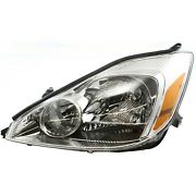 Headlight For 2004-2005 Toyota Sienna Le Xle Ce Xle Limited Left With Bulb