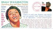Coverscape Computer Designed 90th Of The Birth Of Dinah Washington Event Cover