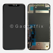 Us For Iphone 11 Display Lcd Touch Screen Digitizer + Frame + Back Lcd Plate