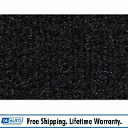 87-96 Ford F150 Extended Cab Electric 4wd Auto Transmission Carpet 801-black
