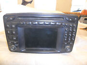 Mercedes-benz W203 C-class Navigation Command System C240 C320 C32 Amg Used