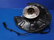 Smart Car Fortwo Passion Pure Oem Front Right Spindle Knuckle Hub Andnbsp4513300059