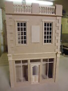 Dolls House 12th Scale The Malbury Shop Kit By Dhd