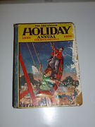 The Greyfriars Holiday Annual For Boys And Girls - Date 1935 - Uk Comic Book
