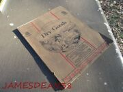 Sears And Roebuck Dry Goods Catalog Early 1911