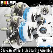 1pair Front Wheel Hub Bearing For 06-07 Buick Terraza 06-08 Chevy Uplander Fwd