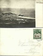 Ascension Island, George Town, North View 1934 Stamp