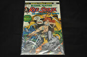 Red Sonja Lot - Marvel Feature Red Sonja And Extras - 1975 Grade 6 To 8.5 Wh