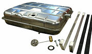1948 And 1949 Cadillac Gas Tank With Sending Unit And Strap Kit Direct Replacement