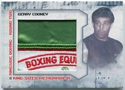 Gerry Cooney 2011 Ringside Boxing Round 2 King-sized Memorabilia Trunks 1/1