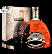 Martell Cognac Xo Extra Old - Jean Martell 1715 - 40 07l Champagne Frankreich