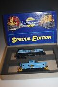 Athearn Special Edition 2200 Sw 1000 Locomotive And Caboose Ho Train