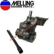 New Melling Oil Pump And Shaft Some Chevy V6 And V8 400 350 327 307 305 283 267 262