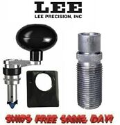 New Lee Deluxe Quick Trim 90437 And Quick Trim Die 90032 Combo 9mm Luger