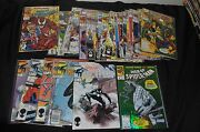 Web Of Spiderman Lot Of 37 Issues 1,2,4-6,8,40,62,69,71-16,77-82,84-87,see List