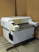 Southern Lithoplate Mkii 85 230v 32a 3 Phase Cpo Conveyor Oven