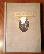 1902 Lehigh University Yearbook The Epitome